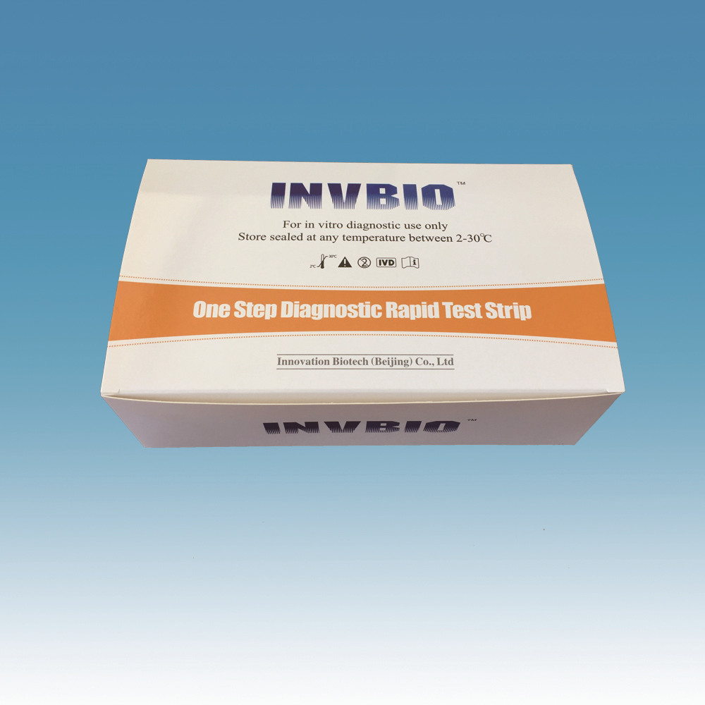 Medical IVD rapid diagnostic test kits LH Ovulation Urine Strip (INV-121)
