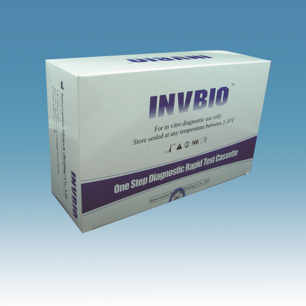 Medical IVD rapid diagnostic test kits FSH Menopause Test Midstream (INV-133)