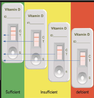 Vitamin  D  Rapid  Test  kit(whole blood/S/U)